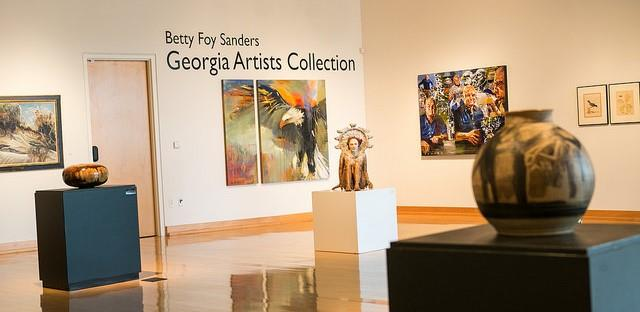 Betty Foy Sanders Art Department announces gift